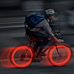 Nite Ize - See `Em 4 pack Multi-Color LED Spoke Wheel Lights