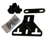 Universal Exercise Bike Seat Adapter Kit 4 Bolt