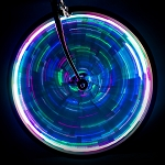 WheelGlow Wheel Light Disco Spoke Light
