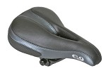 Extra Deep Relief 5X9 Bicycle Seat