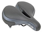 Extra Deep Relief Zone 12X12 Bicycle Seat