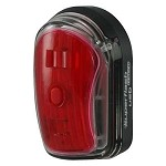Super Flash Turbo Micro Rear Light - USB Rechargable!