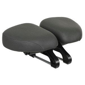 EasySeat Deluxe - Dual Pad Bicycle Seat