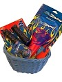 Kidzamo Bicycle Gift Basket - BLUE
